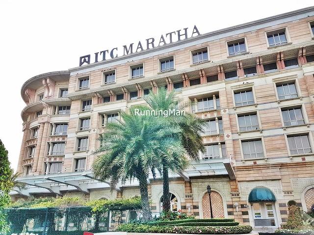 ITC Maratha Hotel 12 - Hotel Facade