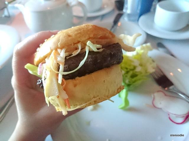 Delicious Beef Burger Slider