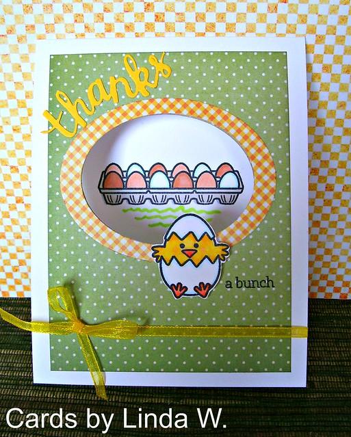thanks for eggs