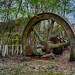 Weathered Flywheel by GeckoDan