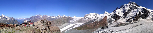 Gandeghutte panorama