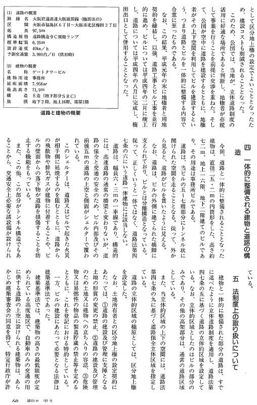 阪神高速梅田立体道路制度 (3)