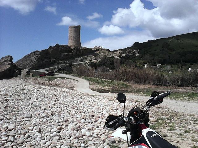 Mirando a torre