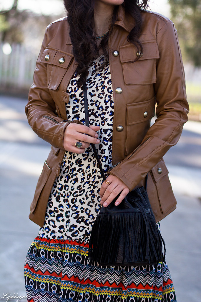 leopard print dress, leather jacket, fringe bag-7.jpg