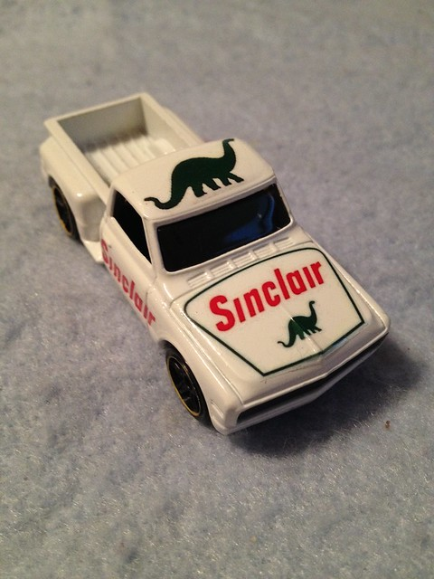 Sinclair Oil Company Truck [1]