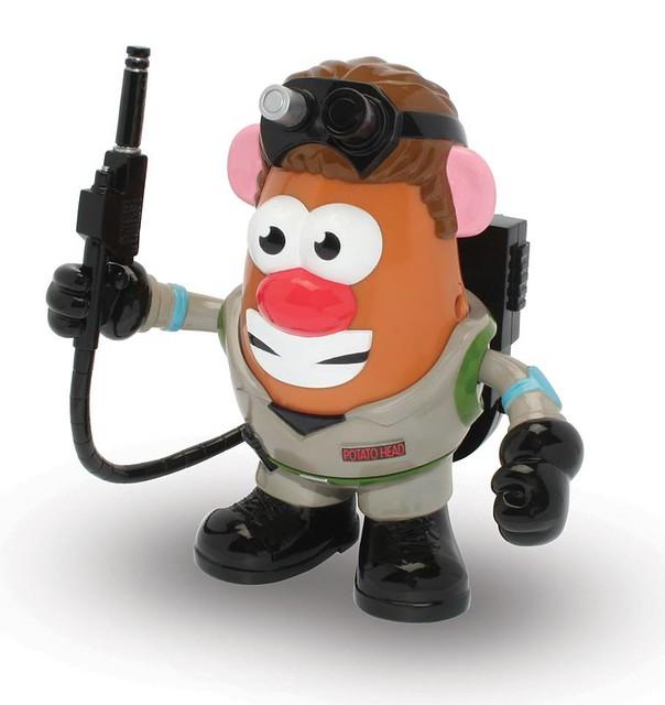 PPW Toys - 《魔鬼剋星》蛋頭先生 Ghostbusters Mr. Potato