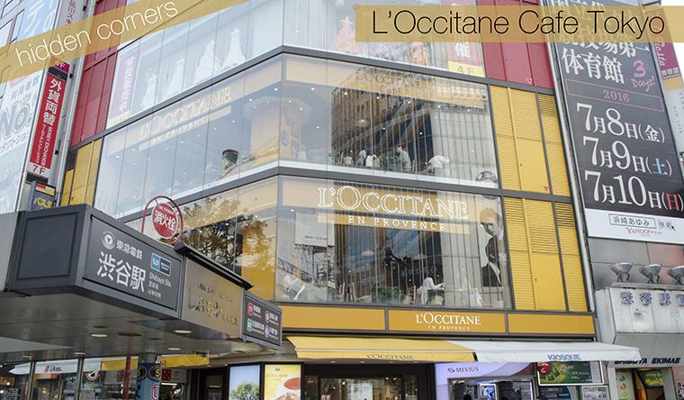 LOccitane Cafe Tokyo Menu Review 1