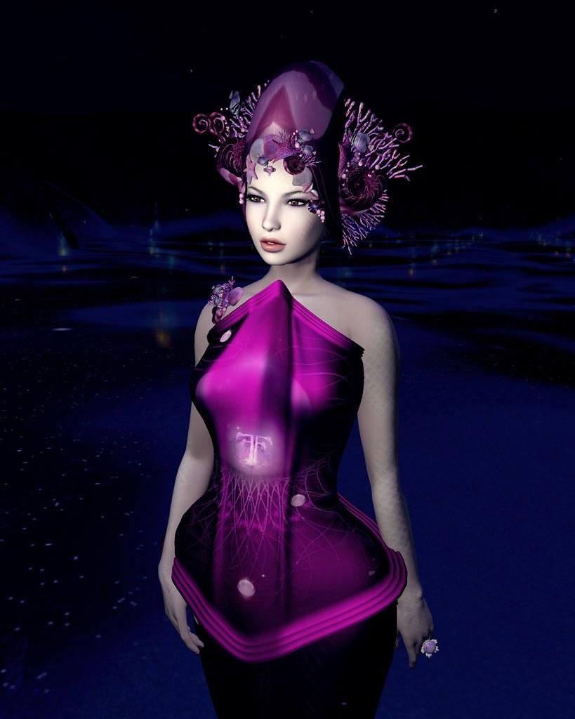 Queen of the Deep Sea
