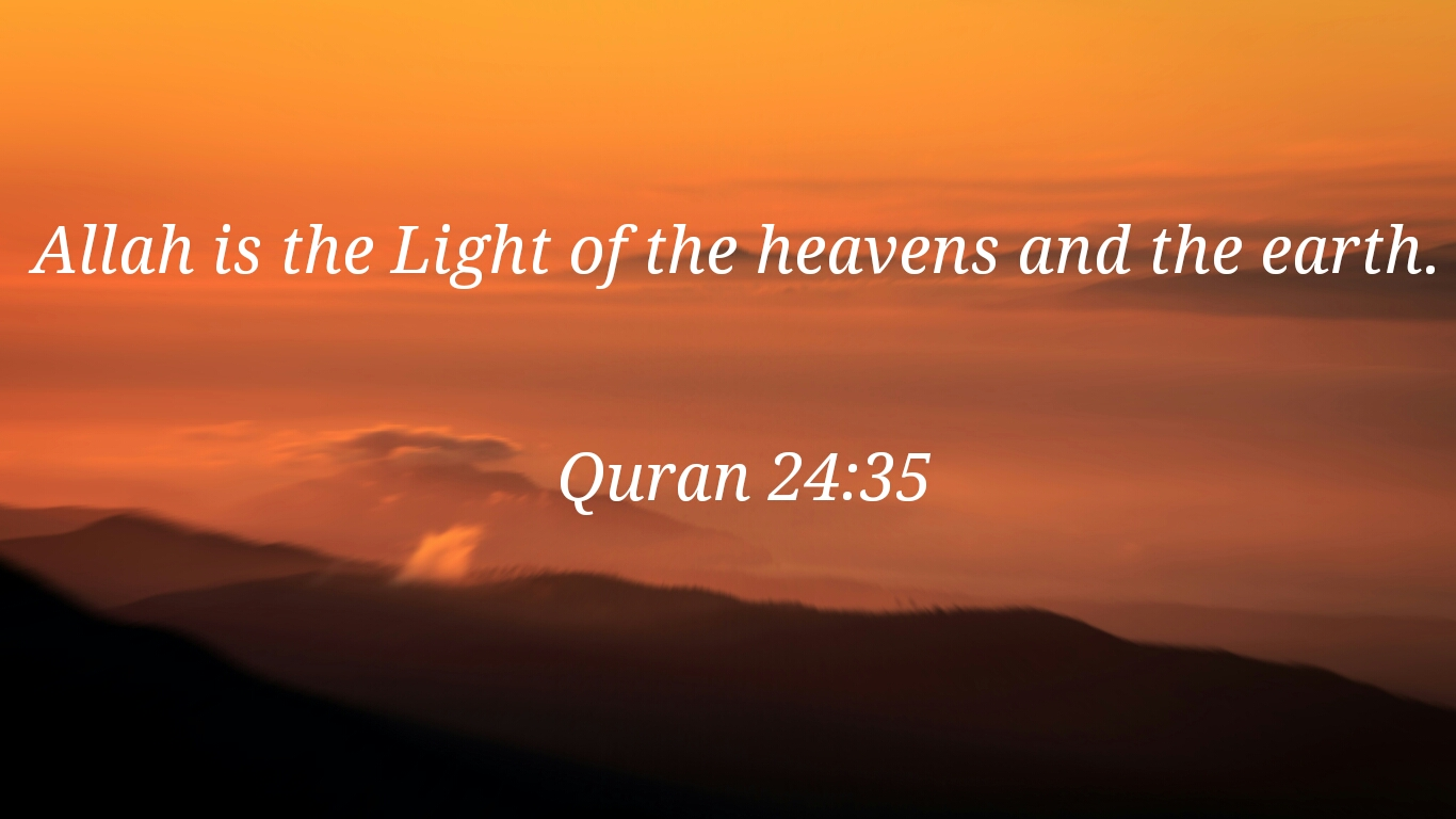 Allah's Light