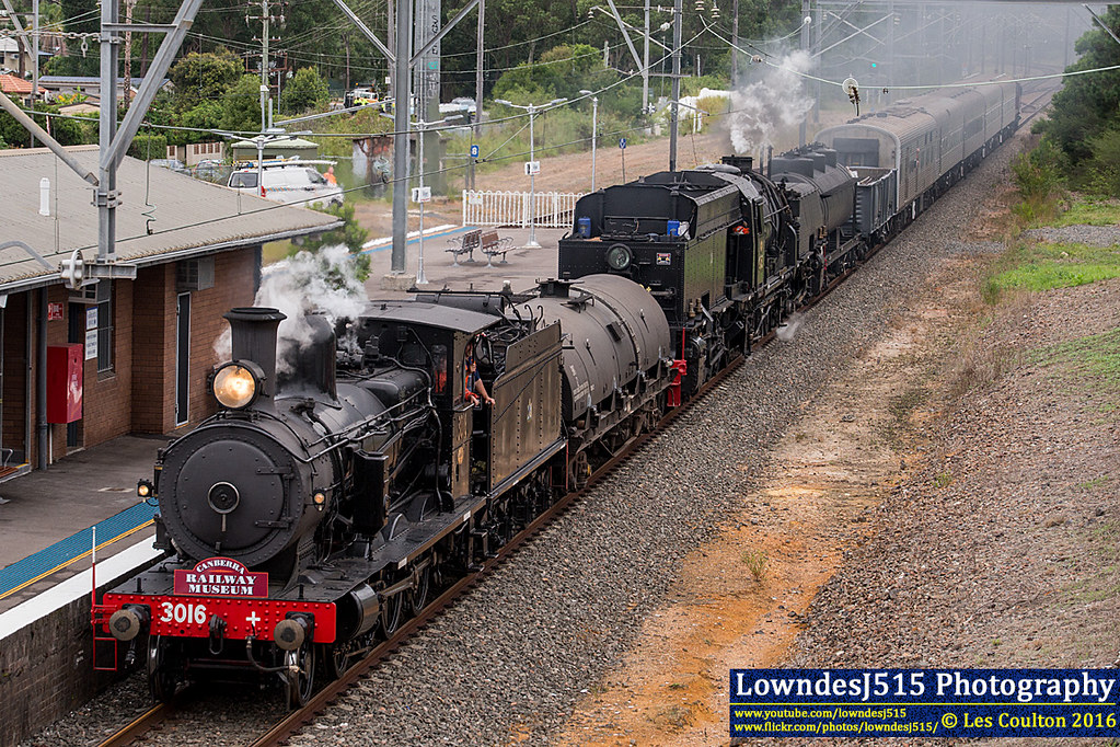 3016 & 6029 at Wyee by LowndesJ515