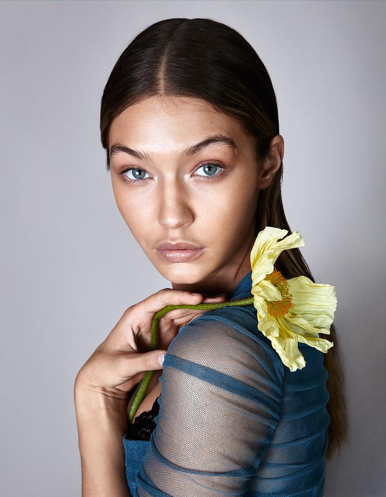 Джиджи Хадид — Фотосессия для «Vogue» DE 2016 – 6