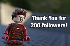 200 followers!!!
