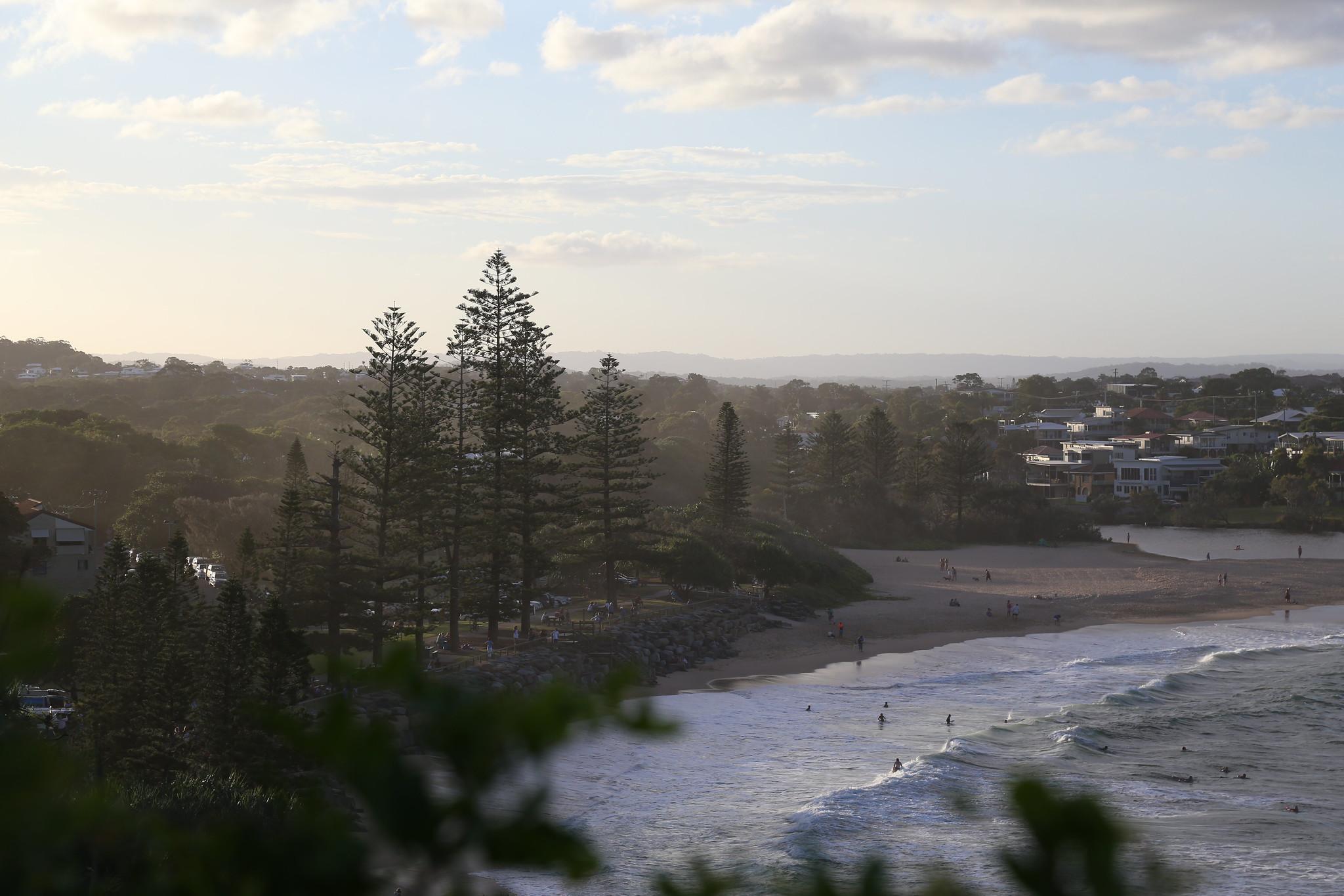 Trip to Australia.