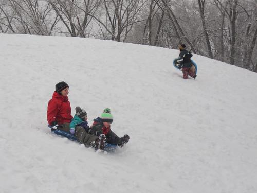 sledding jan8-10
