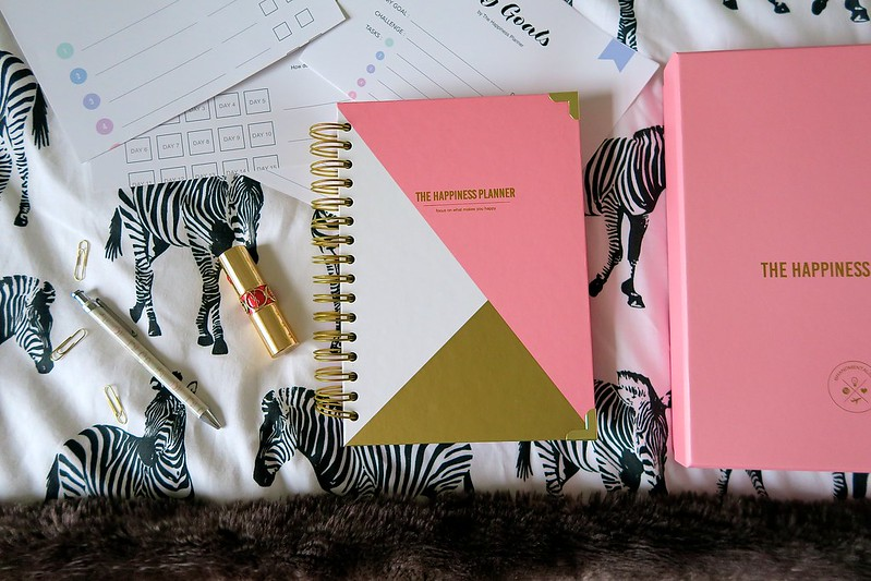 uk edinburgh fashion lifestyle blogger the happiness planner diary 2016
