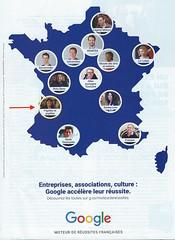 Campagne d'affichage Google Adsense