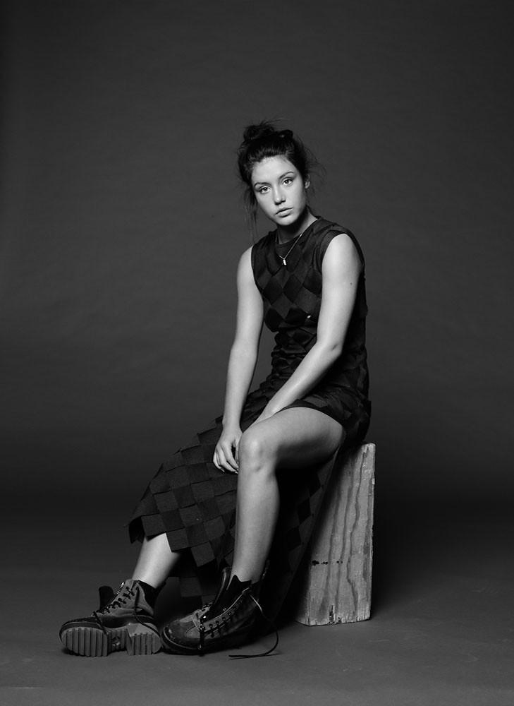 Адель Экзаркопулос — Фотосессия для «Marie Claire» FR 2015 – 6