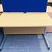 Oak laminate desk