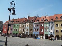 Old Town - Poznań - Poland - Stary Rynek