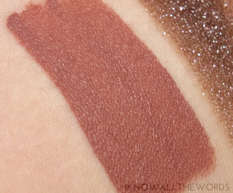 Julep Maven December It's Whipped Matte Lip Mousse in Oh La La (1)