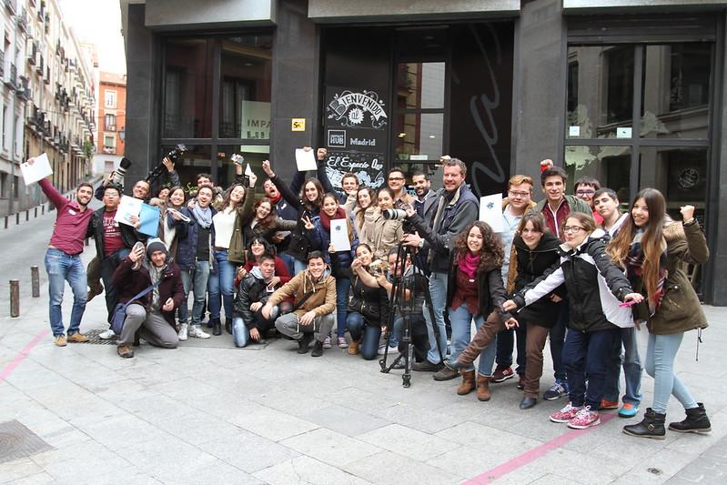 Encuentro Jóvenes Changemakers (#cambiasmimundo)