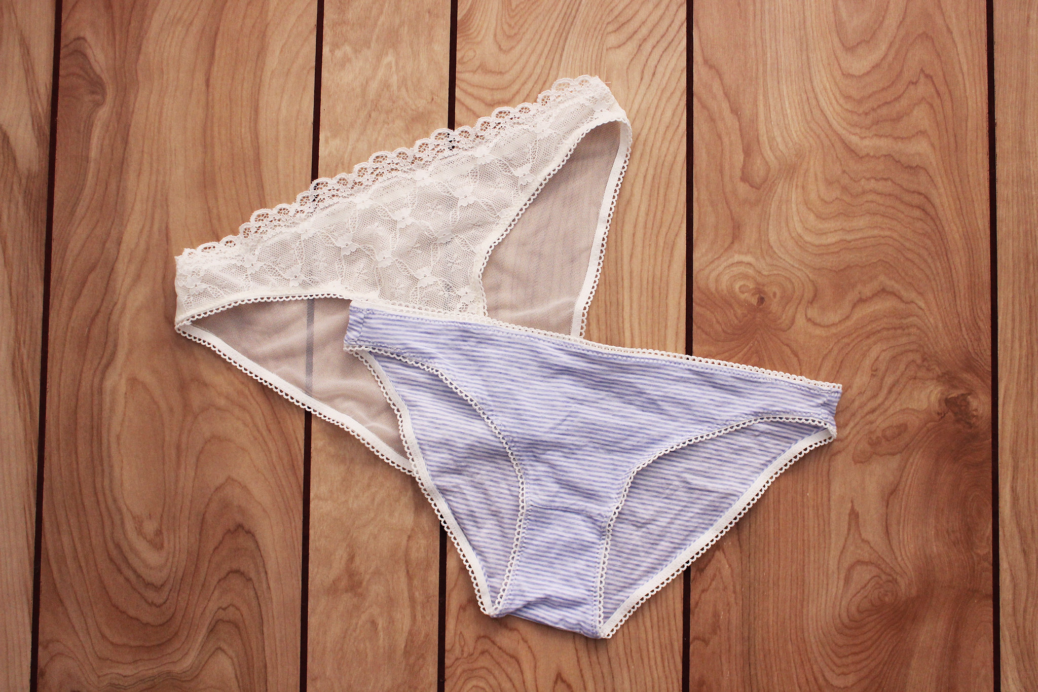 Tailor Made Pattern Low Rise Bikini DIY Underwear Panties