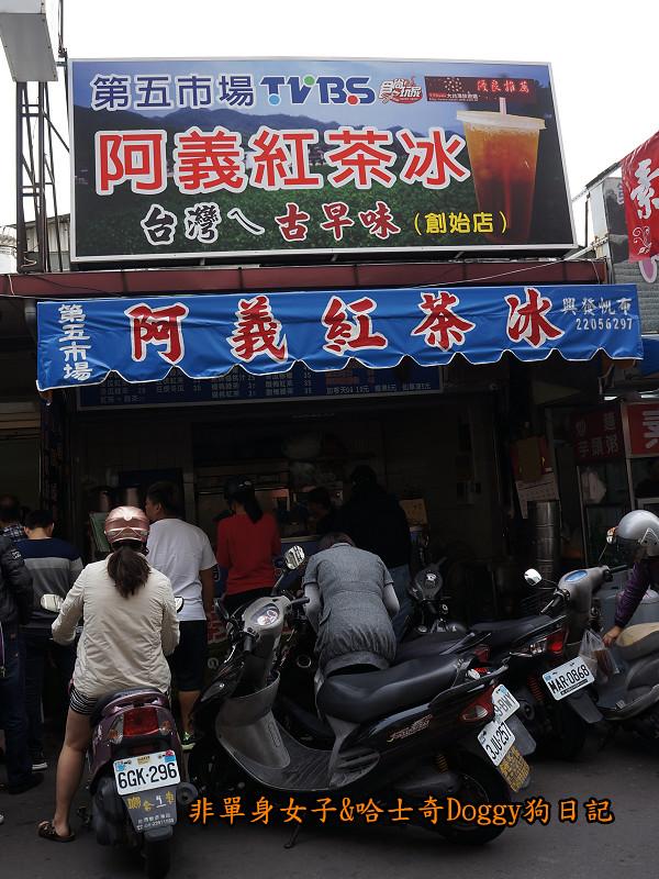 台中文學館&台中文學公園&第五市場美食28
