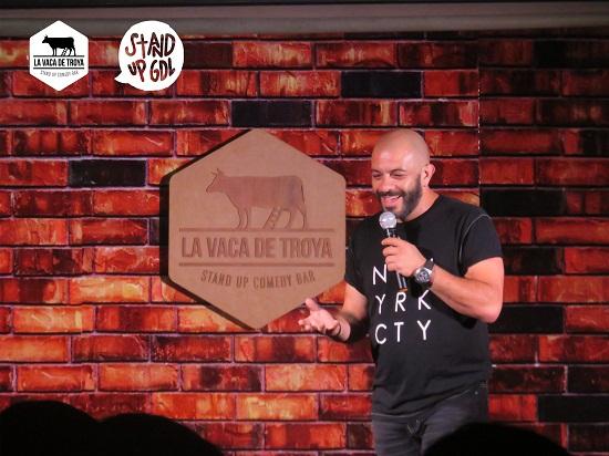 Eduardo Talavera viene a Guadalajara (Stand Up Comedy)