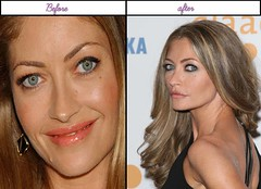Beautiful Women Celebrities Rebecca Gayheart Immediately After Possessing Plastic Surgery Real Pics