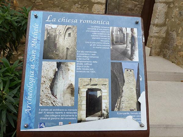 la chiesa romanica