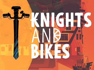 Knight & Bikes confirmado para PS4.