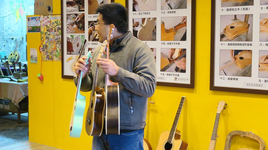 雲林縣水林鄉冠絃吉他樂器社(烏克麗麗) (20)