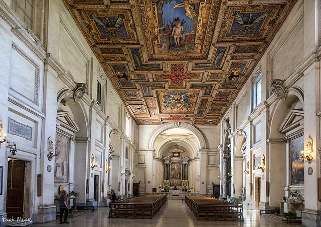 San Sebastiano fuori le mura / Rome II