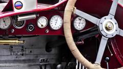 Alfa Romeo TF11 1924 original Targa Florio dashbord (c) 2016 Бернхард Эггер фото :: ru-moto images 1433