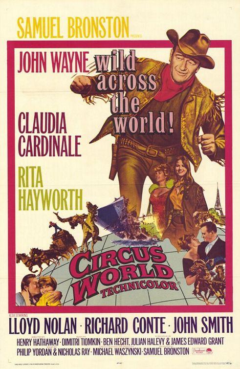 Circus World - Poster 3