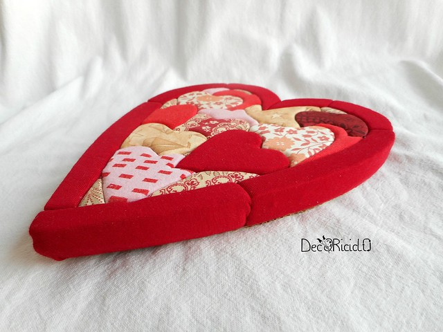 quadretto cuore patchwork 3