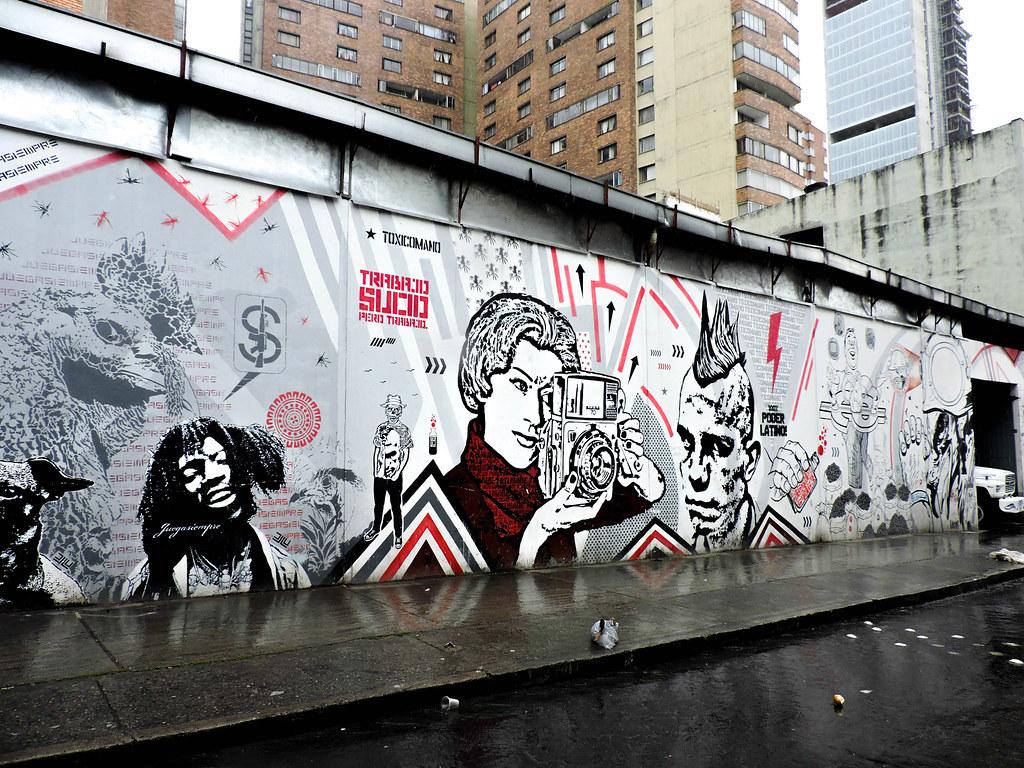 DjLu Bogota Graffiti Tour_