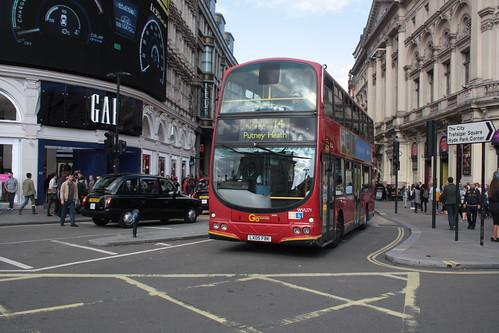 London General WVL171 LX05FBK