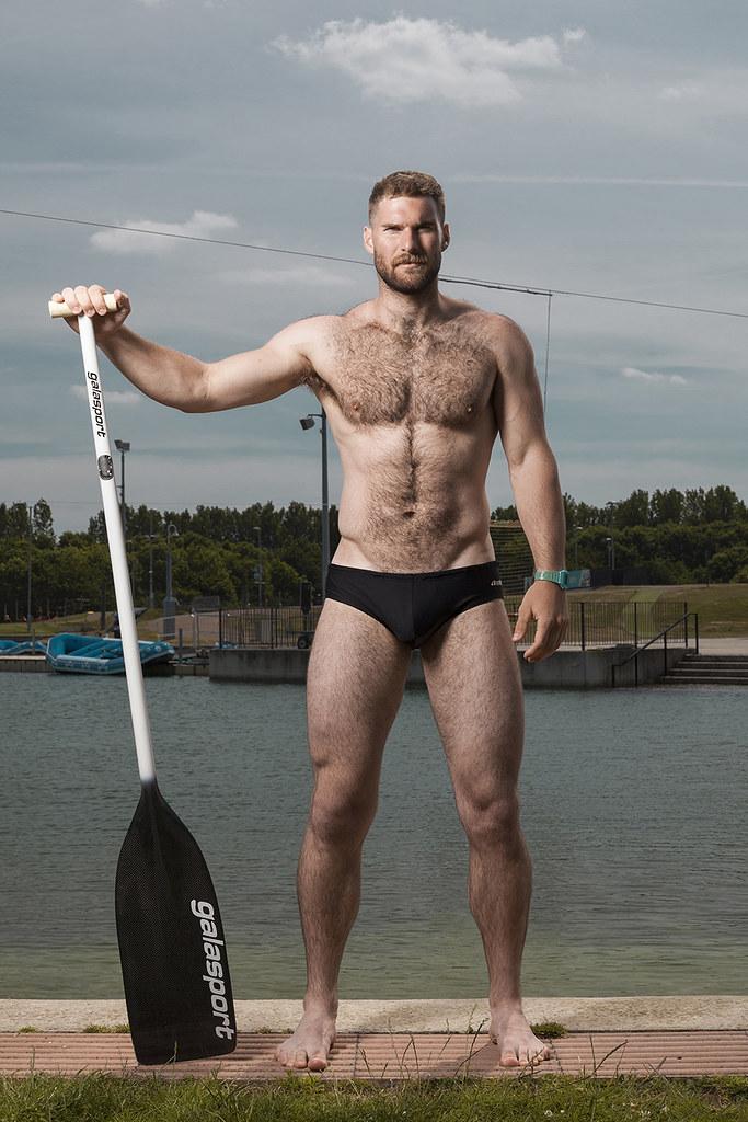 Gay hairy athletes