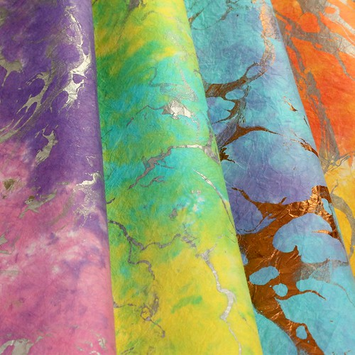 Marbled Momi Papers