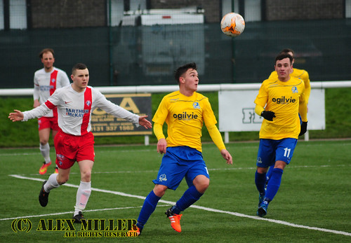 Spartans 2-1 Cumbernauld Colts
