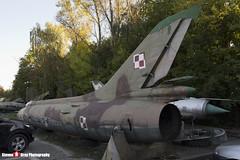 6250 - 74210 - Polish Air Force - Sukhoi SU-20R - Polish Aviation Musuem - Krakow, Poland - 151010 - Steven Gray - IMG_0773