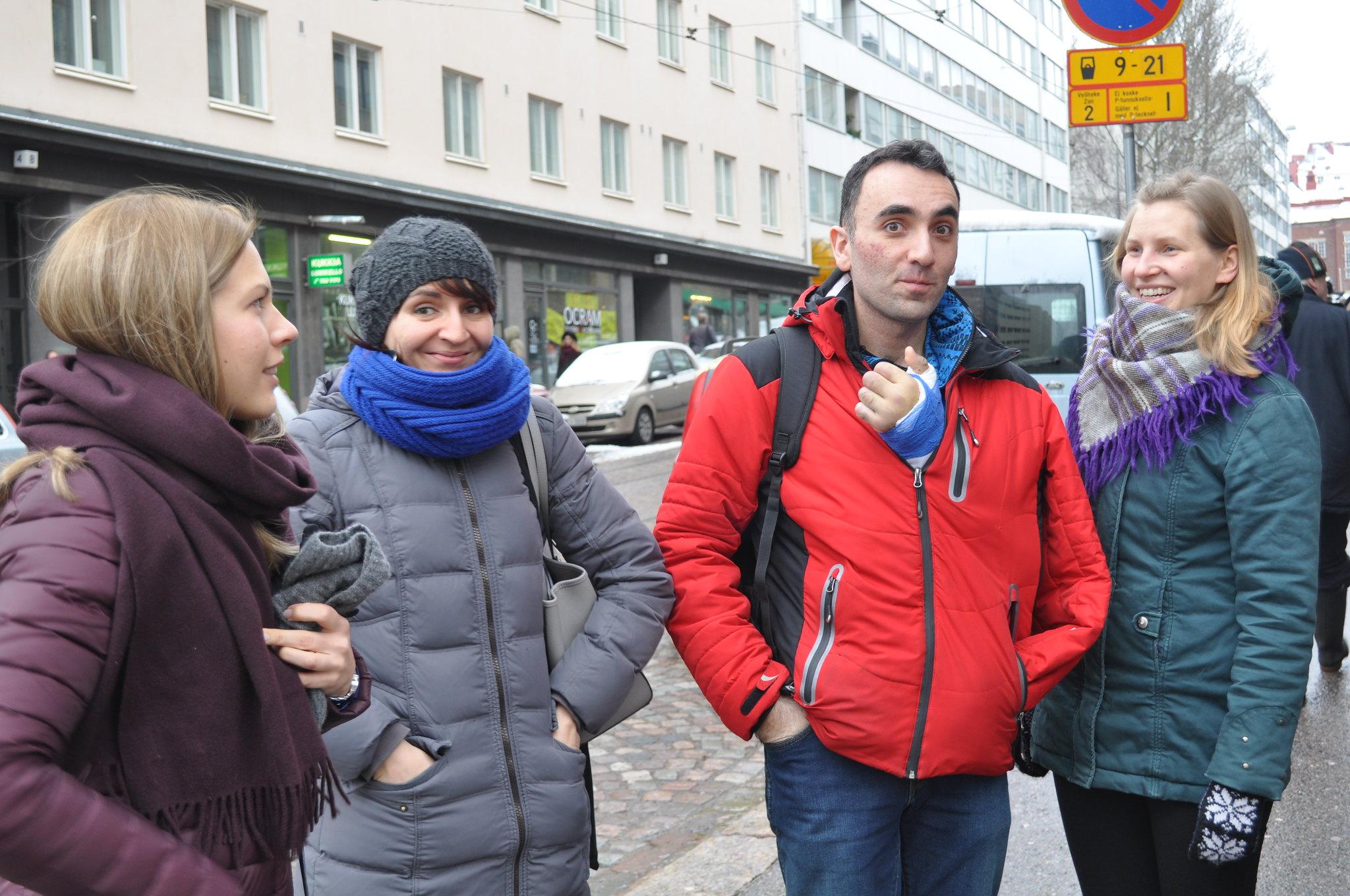 Finland Helsinki People