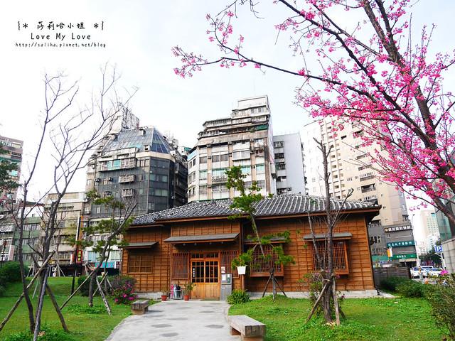台北西門町一日遊景點推薦西本願寺古蹟 (1)