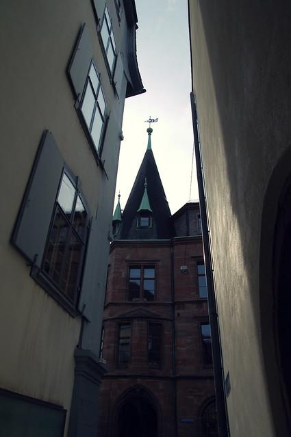 Fahnengässlein, Basel, CH
