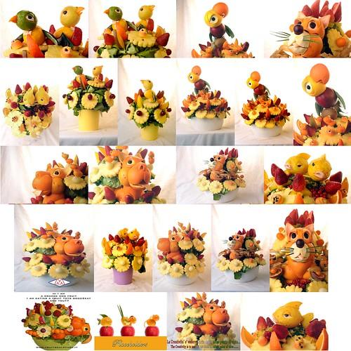 Galleria Fruit Toys