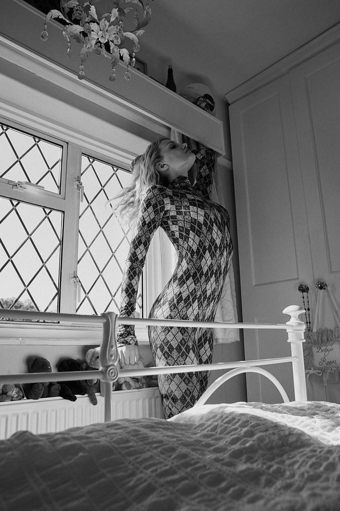 Лили Дональдсон — Фотосессия для «032c» 2015 – 4