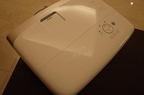 BenQ DLP Projector HT3050 03