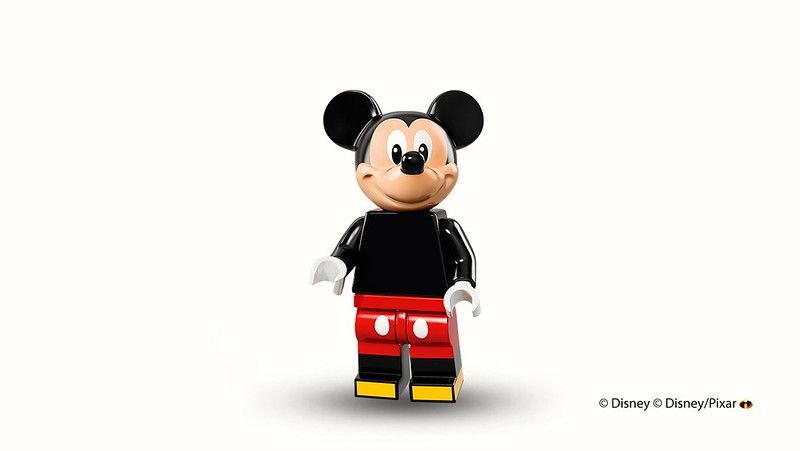 LEGO Disney Collectible Minifigures (71012) - Mickey Mouse