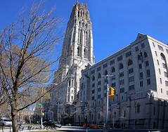 The Riverside Church / Front